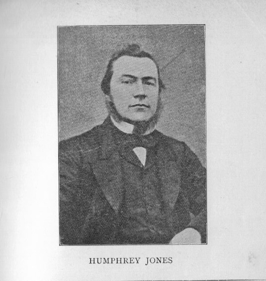 Humphrey Jones